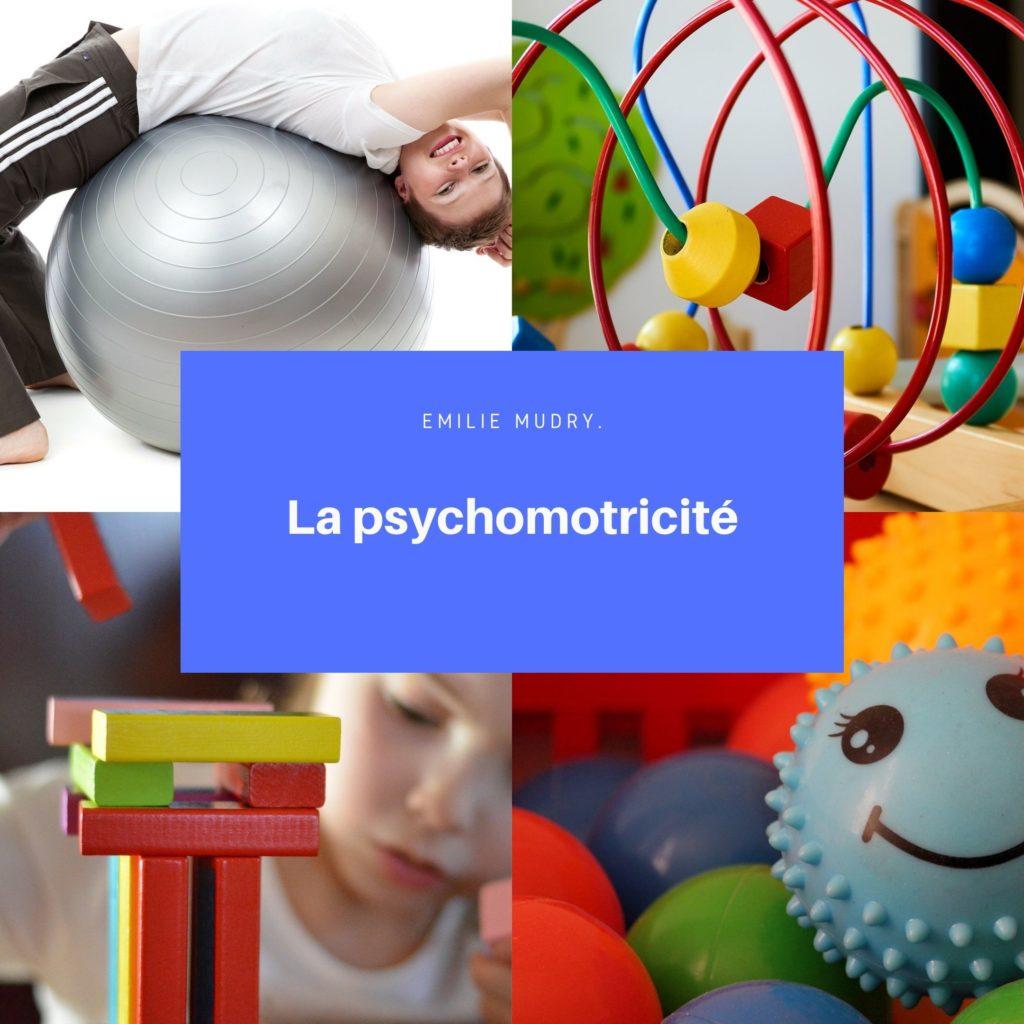 Image illustrant la Psychomotricité